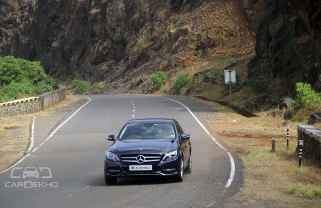 Next-Gen Mercedes Benz C Class Launching Tomorrow in India!