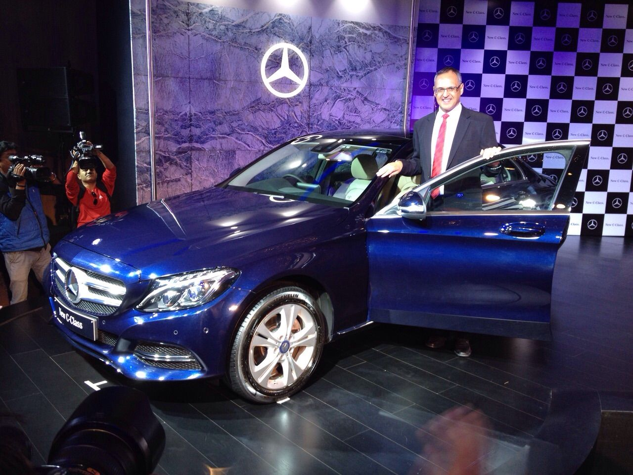 Mercedes-Benz launches new C-Class in India at INR 40.90 Lac