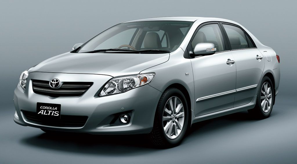 5,834 Units of Toyota Corolla Altis Diesel Recalled in India