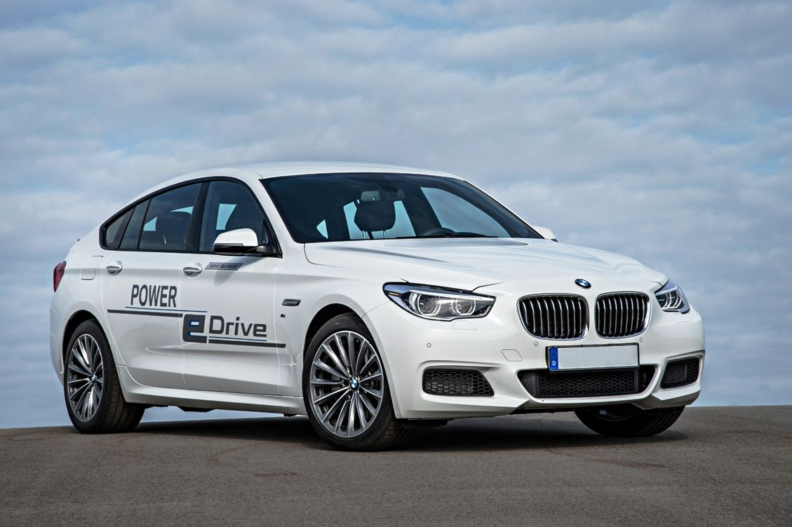 BMW planning plug-in hybrid versions of the core-brand models