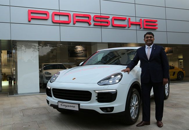 Porsche India launches updated Cayenne; priced from INR 1.04 Crore