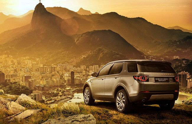 Jaguar Land Rover starts building new manufacturing plant in Brazil