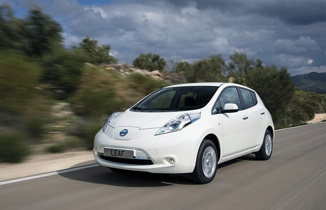 Next-gen Nissan Leaf EV to Feature Double Range - 400 km/charge!