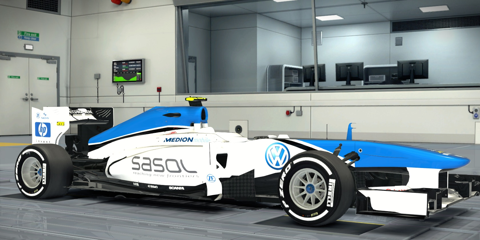 Volkswagen mulling over Formula One entry
