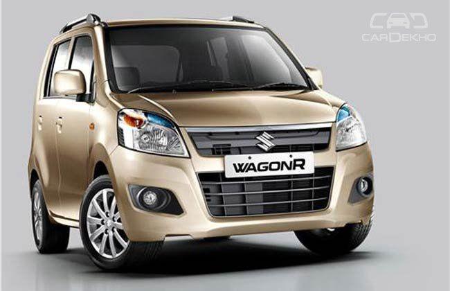 Get up to INR 55,000 off on Maruti Suzuki Wagon R, Alto 800 and K10