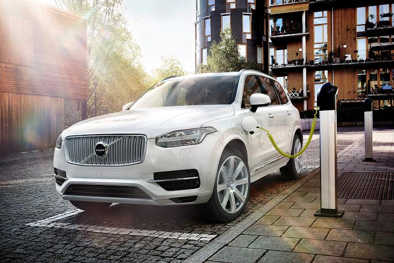 Volvo Introduces Plug-in Hybrid Version of India Bound XC90 - T8!