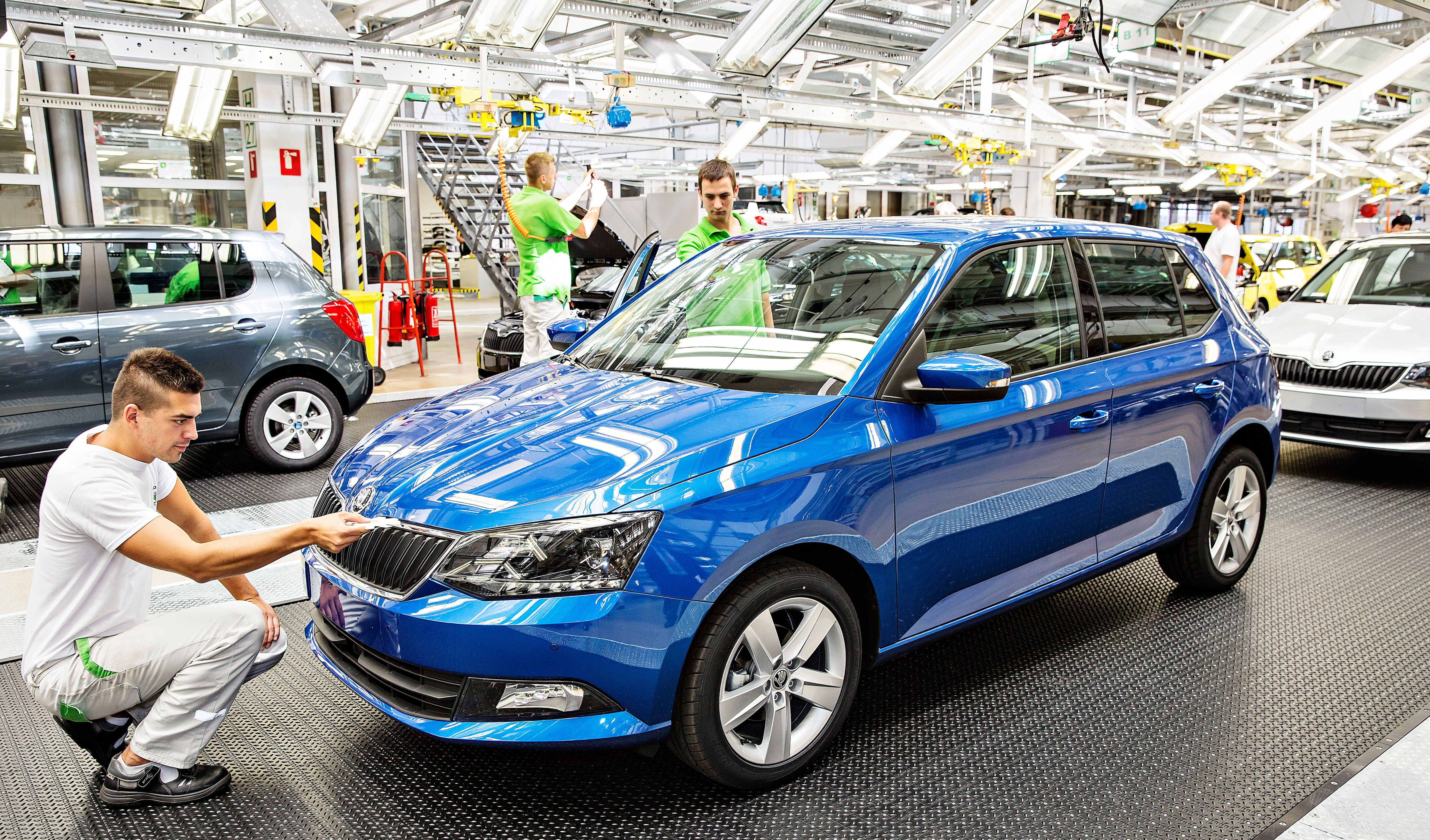 Skoda To Reach 1 million Sales in 2014 For First Time in Brands 119 Years History!