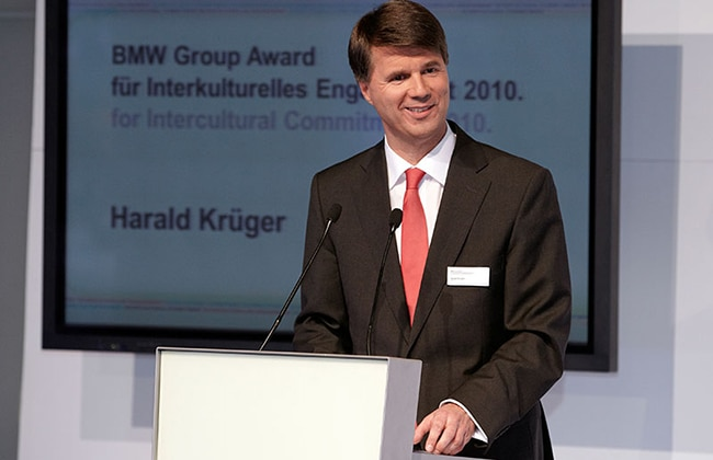 Harald Kruger to become BMW's CEO in May 2015