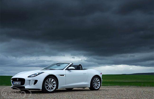 Jaguar recalls F-Type over faulty airbag wiring