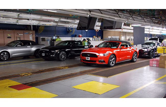 Ford Mustang Convertible Deliveries to Commence Soon!
