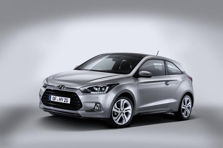 Hyundai Introduces i20 Coupe!