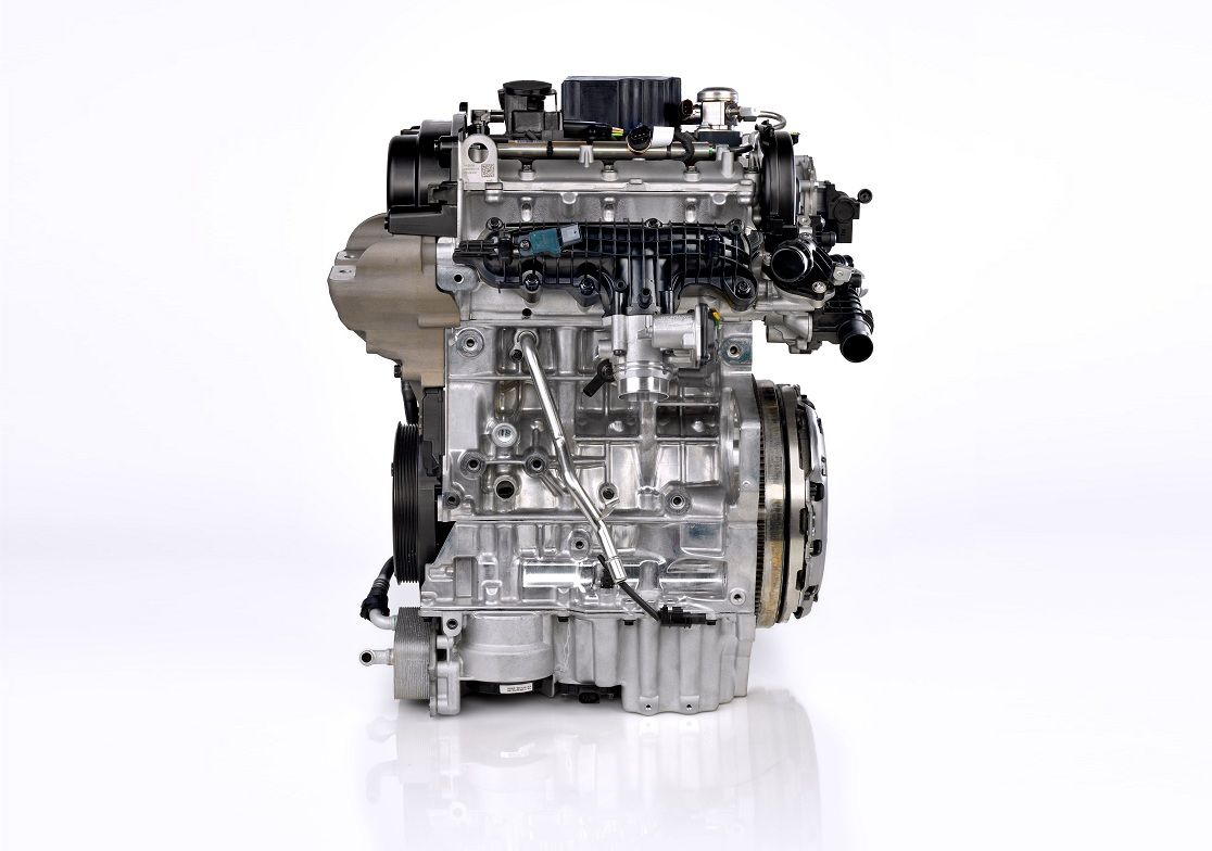 Volvo to launch new 3-cylinder petrol engine; testing already started