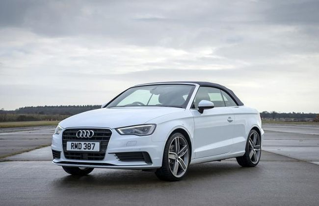 Audi A3 Cabriolet Launched: Highlights and Features