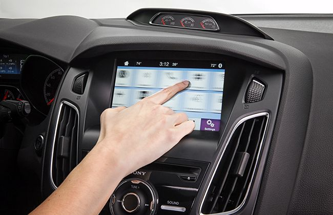 Ford Introduces SYNC 3 Infotainment System