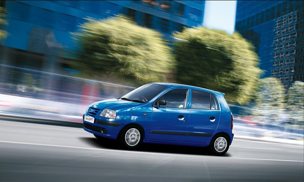 Official: Hyundai Santro Still Alive!