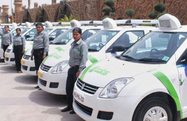 Cabs to become safer with more lady drivers on-board