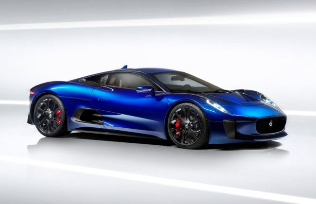Villain to Drive Jaguar C-X75 in 007 Bond series upcoming flick - Spectre