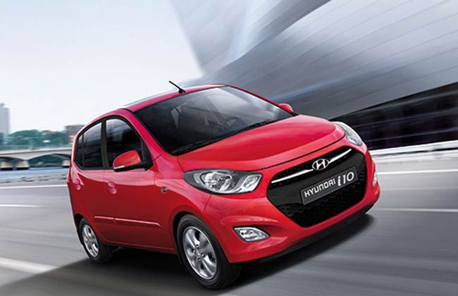 Hyundai i10 to Step in the Taxi Market of Major Metropolitan Cities