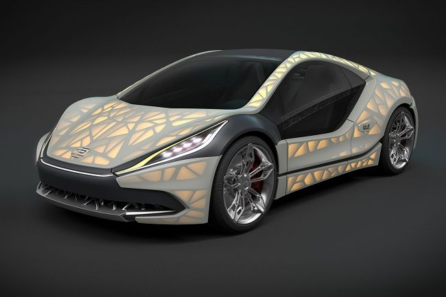 EDAG Light Cocoon projects the future of lightweight construction