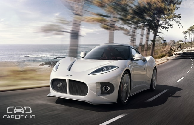 Spyker Officially Declared Bankrupt