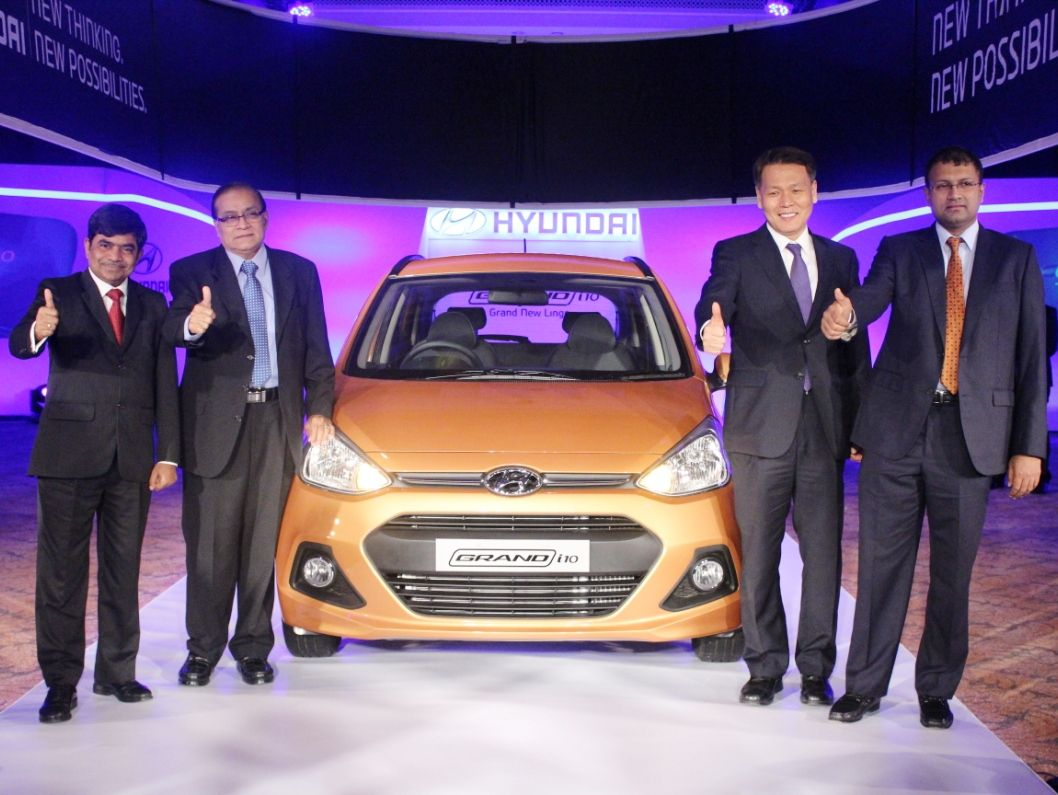 2014 is Hyundai's most successful year with record sales