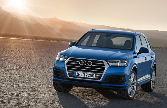 Audi to Showcase Q7's New Infotainment at the 2015 CES