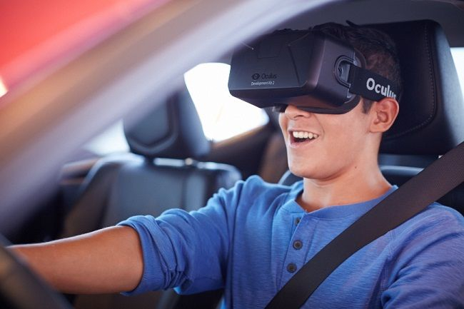 Toyota uses Oculus Rift to highlight distracted driving dangers