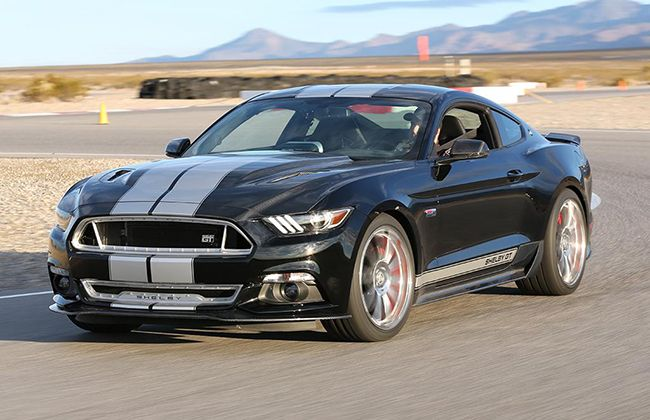 Meet the 2015 Shelby GT Mustang