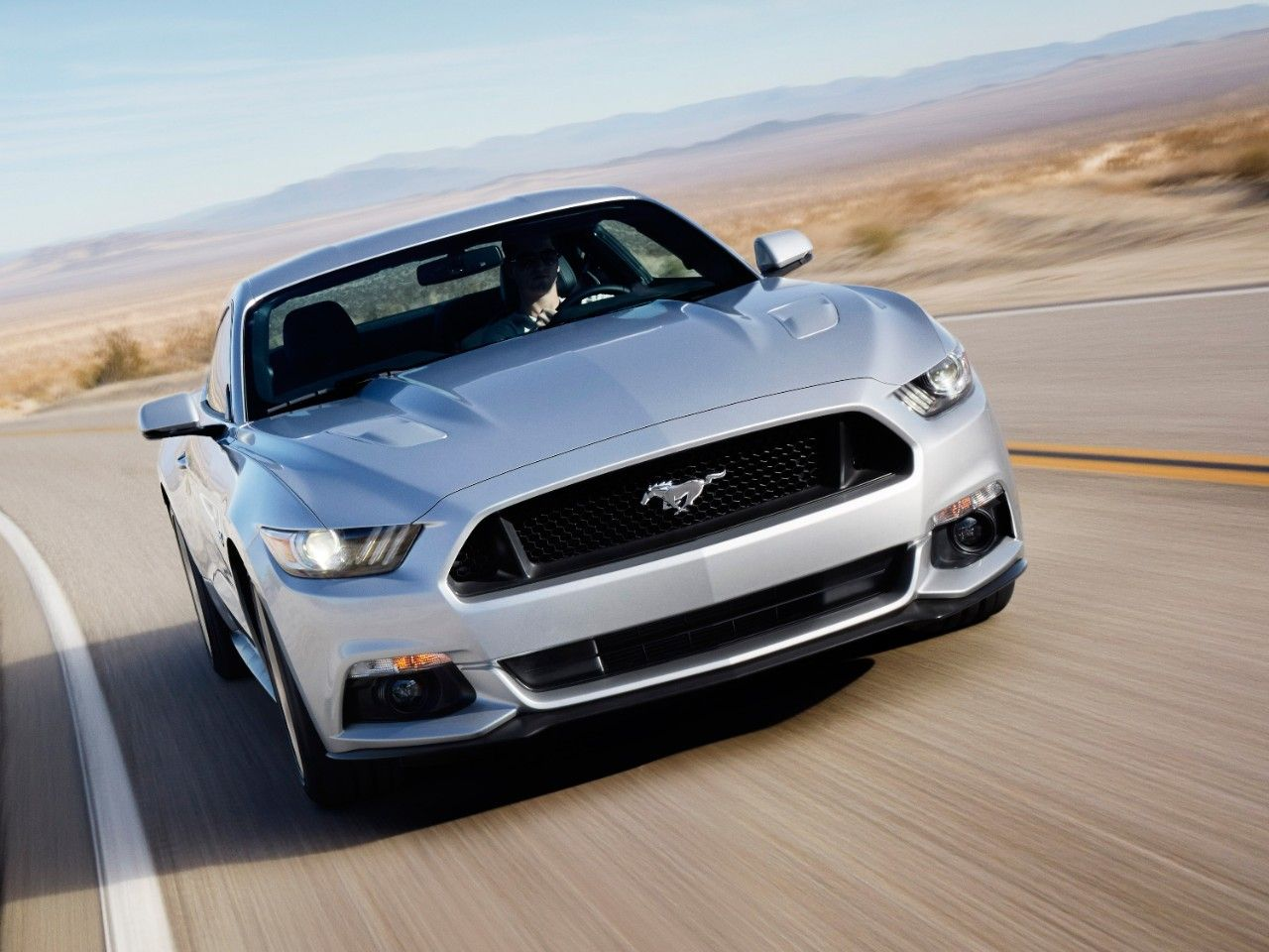 This is It! Ford Starts Exporting 2015 Mustang to Eurasia!