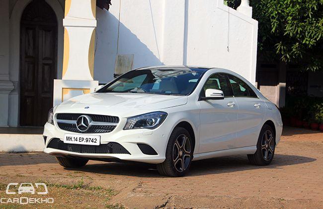 Mercedes Benz India to Launch CLA Sedan Tomorrow!