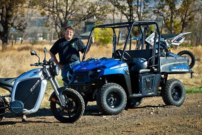 Polaris acquires Brammo electric motorcycles