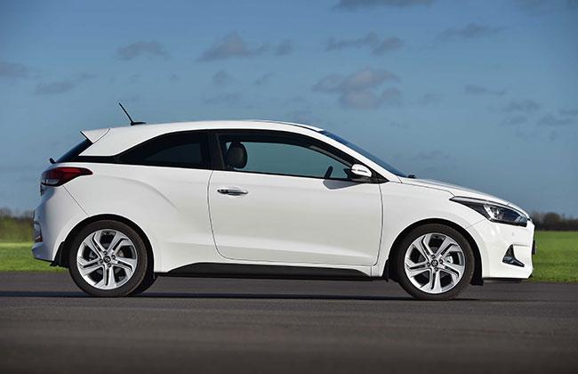 Hyundai Announces Elite I20 S Coupe Prices In Uk