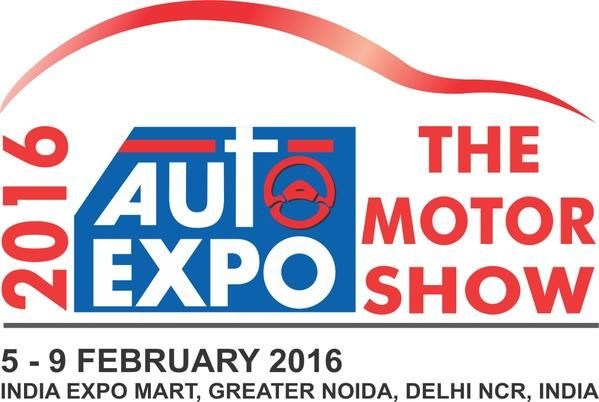2016 Delhi Auto Expo Details Out; To Start From 5th of February