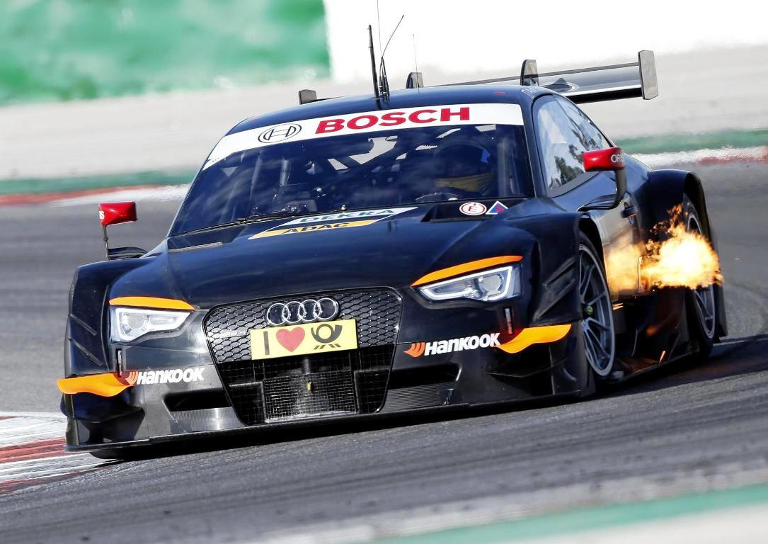 Audi Rs 5 Dtm Undergoes Three Days Of Intensive Testing At
