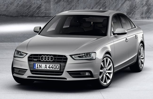 All New Audi A4 Coming This Year Cardekho Com