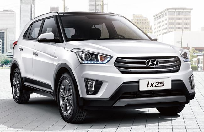 Hyundai Names Creta as its new Compact SUV in India  CarDekho.com