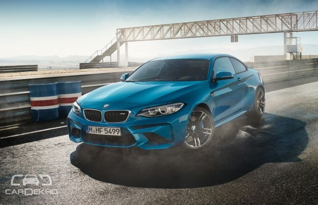 Top 3 Reasons Why BMW Should Bring M2 to India