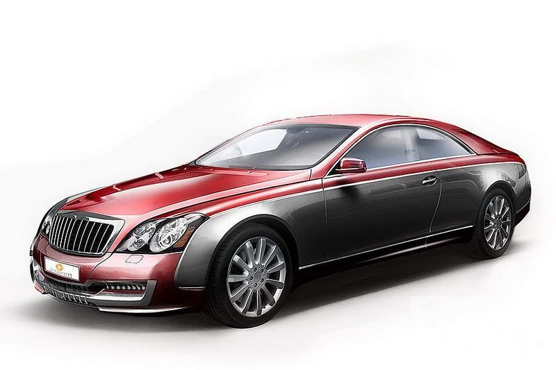 Maybach launches XENATEC Coupe at Rs. 4.14 Crore.