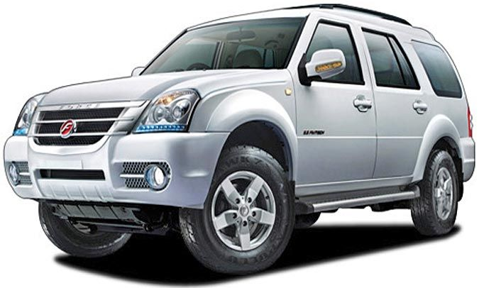 Force One 4X4 variant unveiled, launch likely by mid 2012