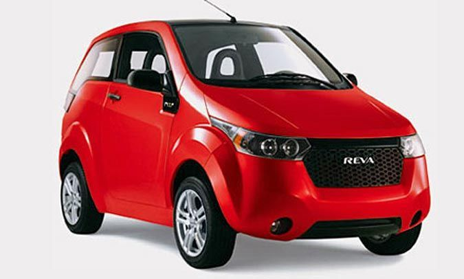 Mahindra brings its next trump card, Reva NXR electric