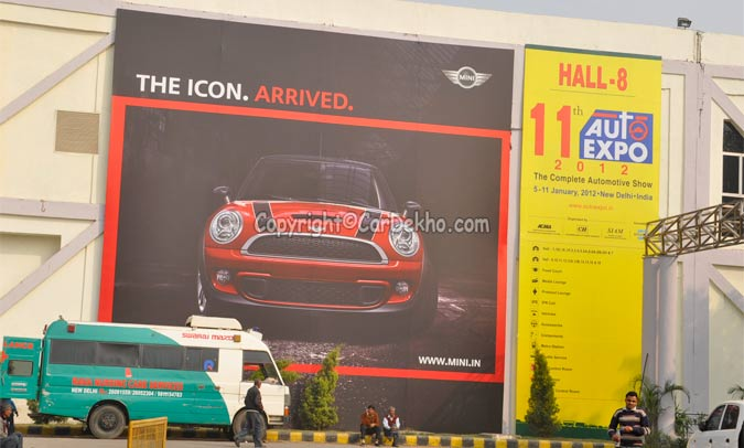 Fake tickets worth Rs 1 crore sold at Delhi Auto Expo 2012