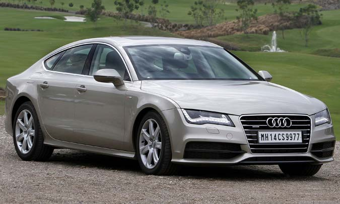 Audi To Roll Out Seven New Cars In India In 2012