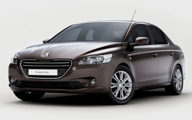 The All New Peugeot 301 to Drive in India