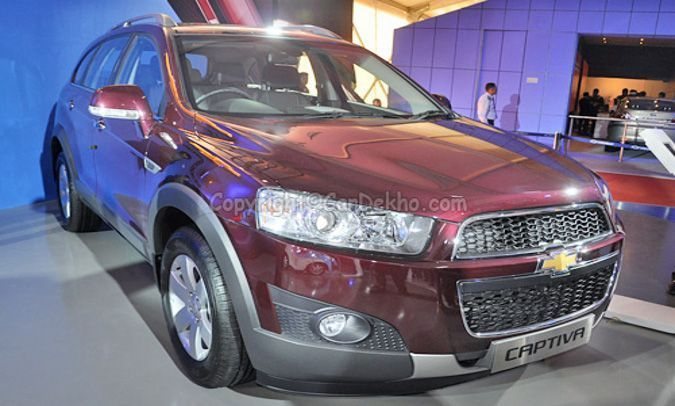 Jeep Renegade Launch Date In India >> Chevrolet Captiva 2014 India Launch.html | Autos Post