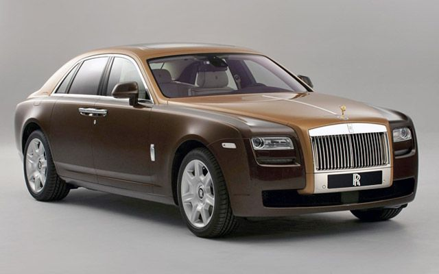 Rolls-Royce gets a new Design Director