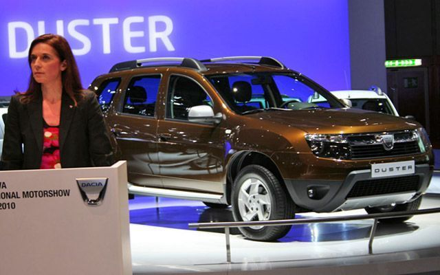 dacia duster launched in uk. Black Bedroom Furniture Sets. Home Design Ideas
