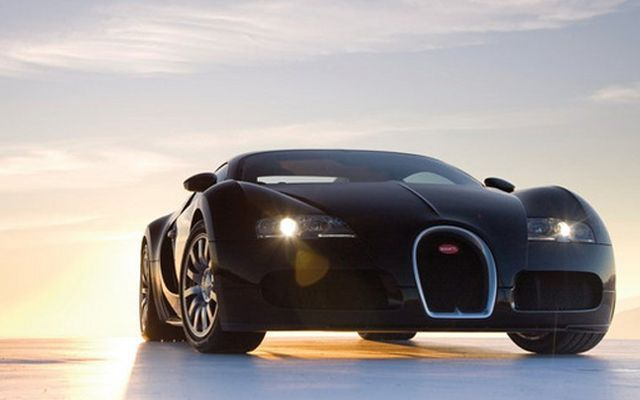The Next Generation Bugatti Veyron to be a Hybrid?