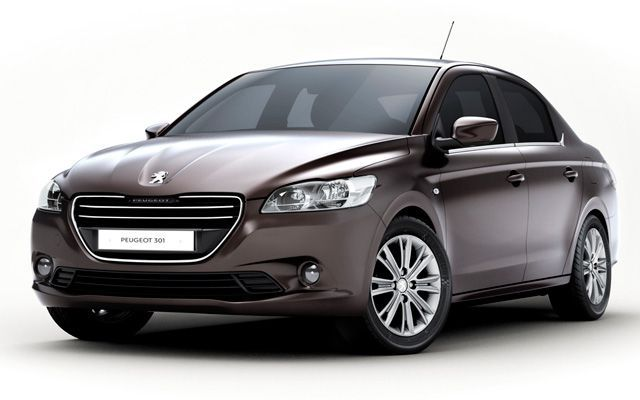 New Peugeot 301 Launching in Turkey, India on the Cards