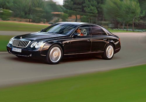 Maybach Discontinued