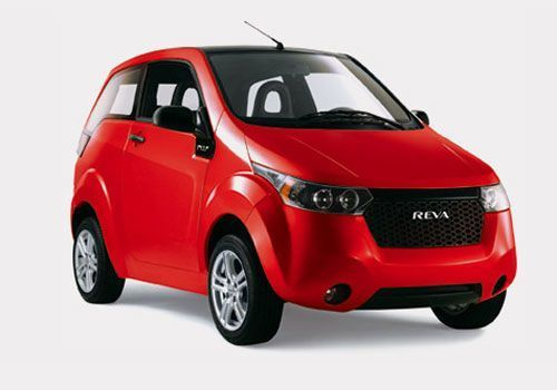 Mahindra Reva to Bring Several Electric Vehicles